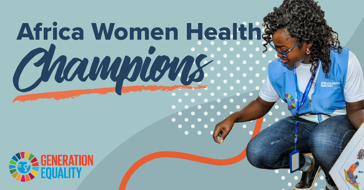 WHO/UN Volunteers Africa Women Health Champions Program 2020 for Early- to Mid-career Professionals (Fully-funded)