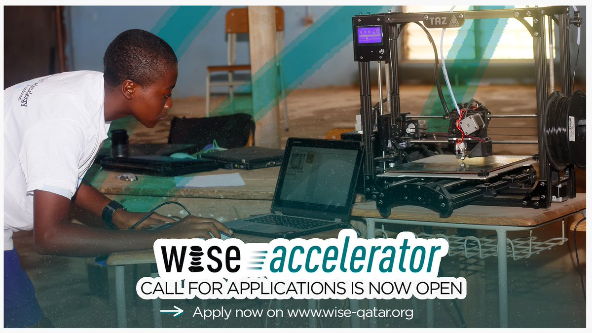 WISE Accelerator Program 2020-2021 for Education Technology Founders (Fully-funded to Qatar)