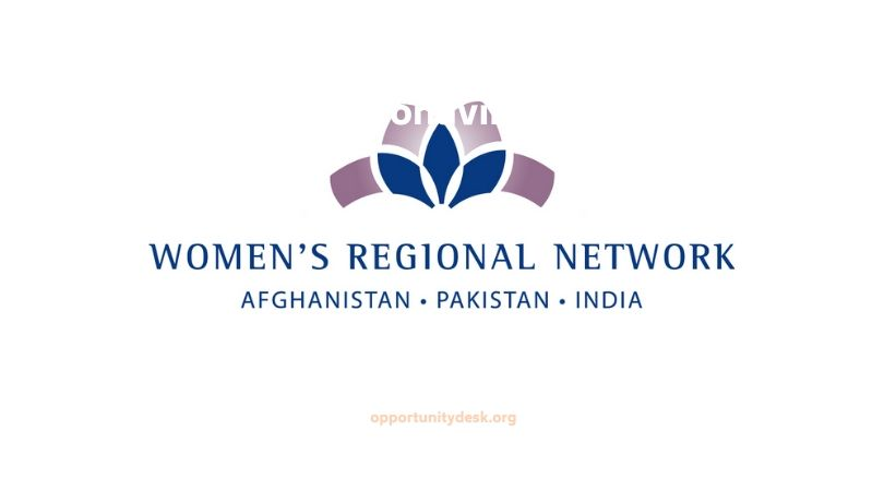 Women's Regional Network (WRN) is hiring a Regional Coordinator for South Asia