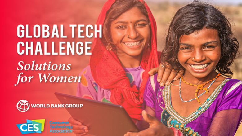 World Bank Group Global Tech Challenge: Solutions for Women 2020