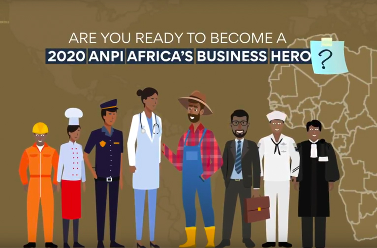 Jack Ma Foundation's ANPI Africa Business Heroes 2020 (Win a share of $1.5 million)