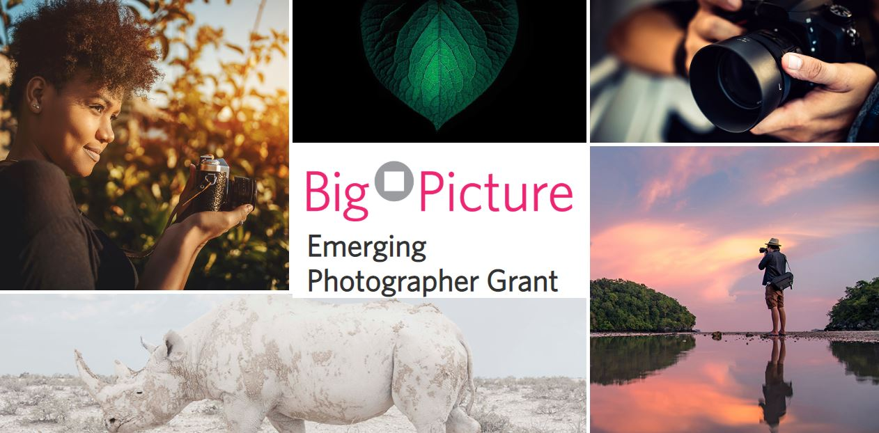 BigPicture Emerging Photographer Grant 2020 (up to $2,500)