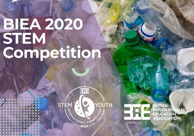 British International Education Association (BIEA) University STEM Challenge 2020 (£1,000 prize)