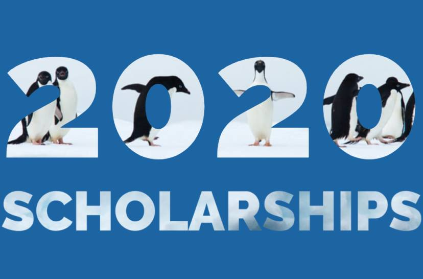 CCAMLR Scientific Scholarship Scheme 2020 for Early Career Scientists (up to A$30,000)
