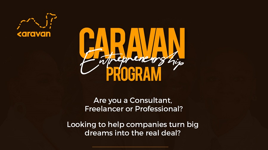 Caravan Africa Entrepreneurship Program 2020 for Ghanaians