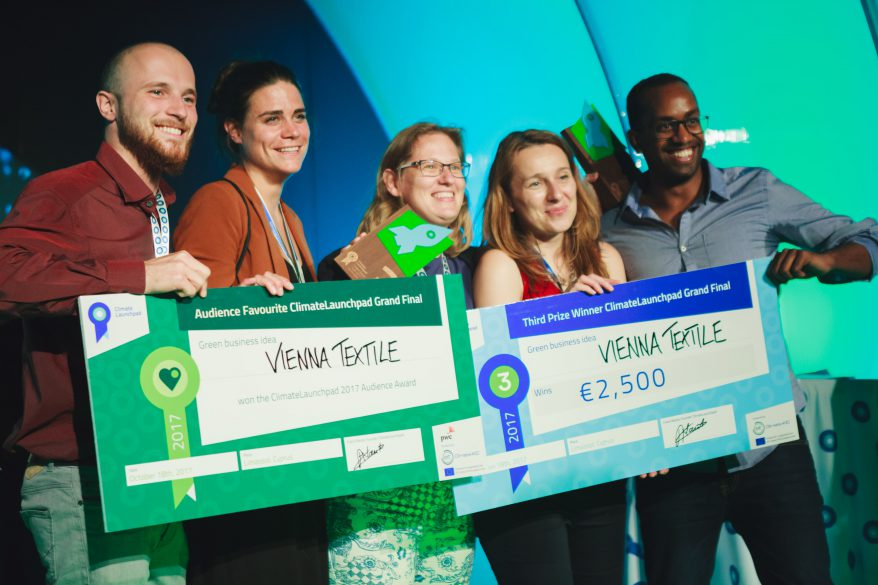 Apply for the ClimateLaunchpad: The Green Business Ideas Competition 2020 (Win €10,000 prize)