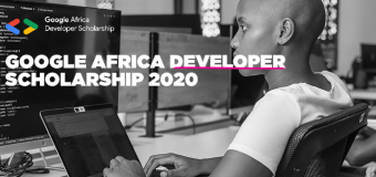 Google Africa Developer Scholarship (GADS) Program 2020
