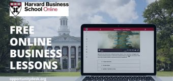 Harvard Business School Online (HBSO) FREE Business Lessons 2020