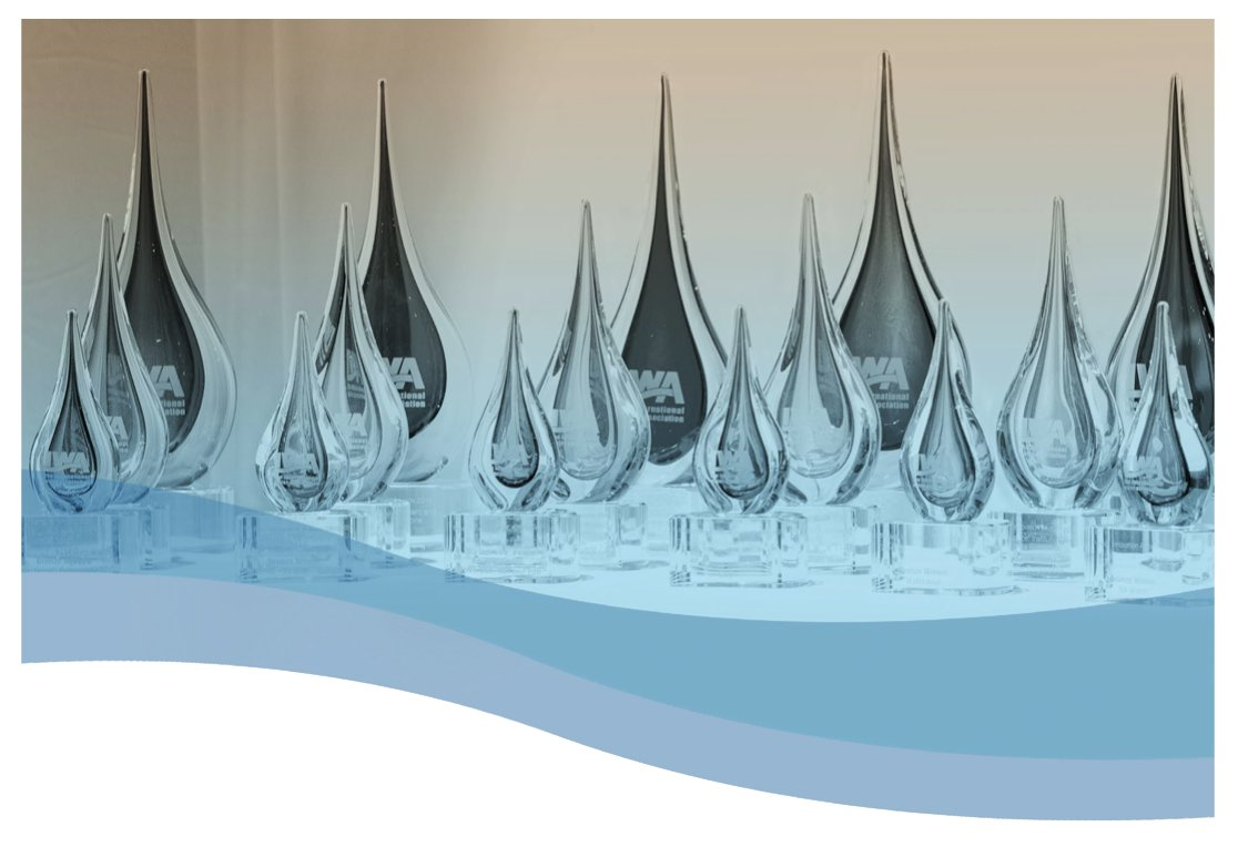 International Water Association (IWA) Young Leadership Award 2020