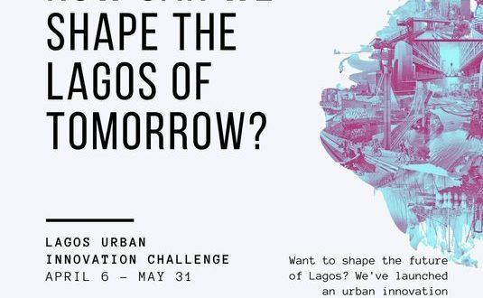 Lagos Urban Innovation Challenge 2020 for Innovators and Entrepreneurs