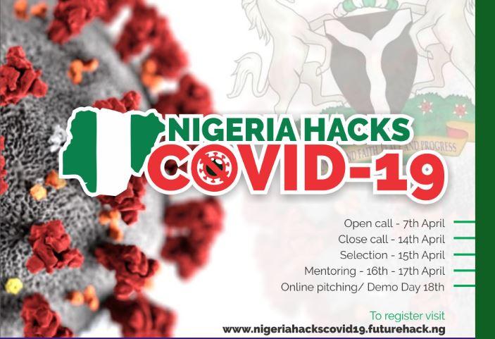 Nigeria Hacks COVID-19 Virtual Hackathon Challenge 2020 (Win N1,000,000)