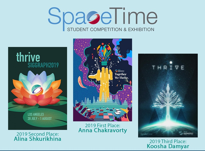 SpaceTime International Student Competition and Exhibition 2020