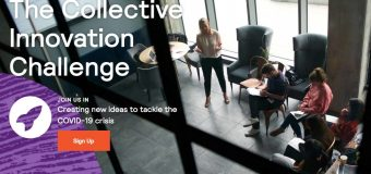 The Collective Innovation Challenge 2020 to tackle COVID-19