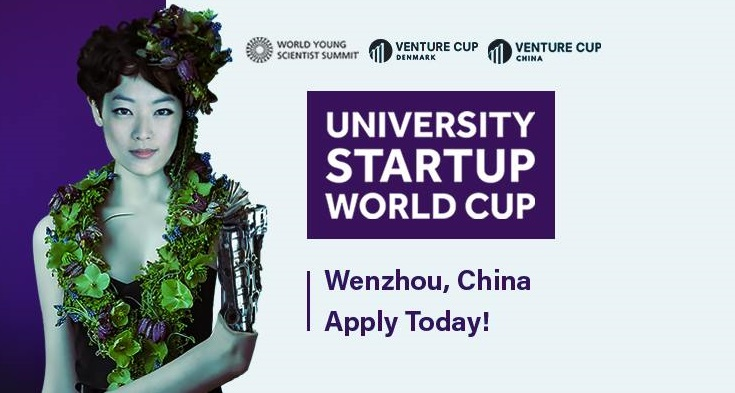 Venture Cup Denmark University Startup World Cup 2020 ($15,000 USD prize)