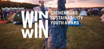 WIN WIN Gothenburg Sustainability Youth Award 2020 (SEK 20,000 award)