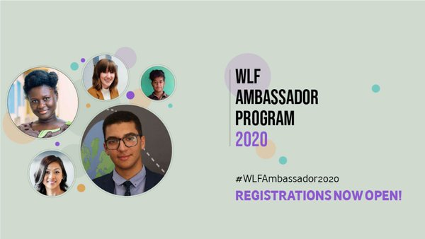 World Literacy Foundation Ambassador Program 2020 for Young Leaders worldwide