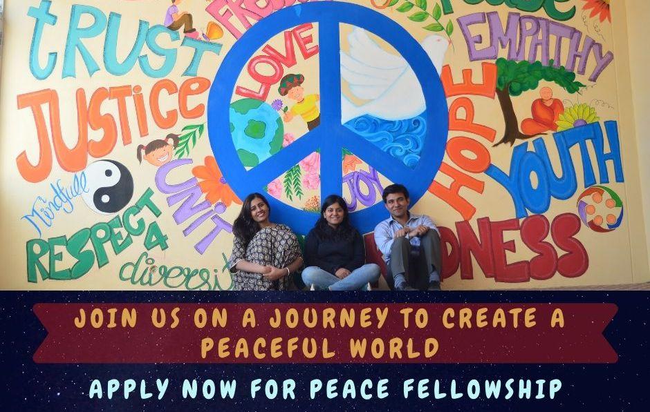 Youth for Peace International (YPL) Peace Fellowship Program 3.0