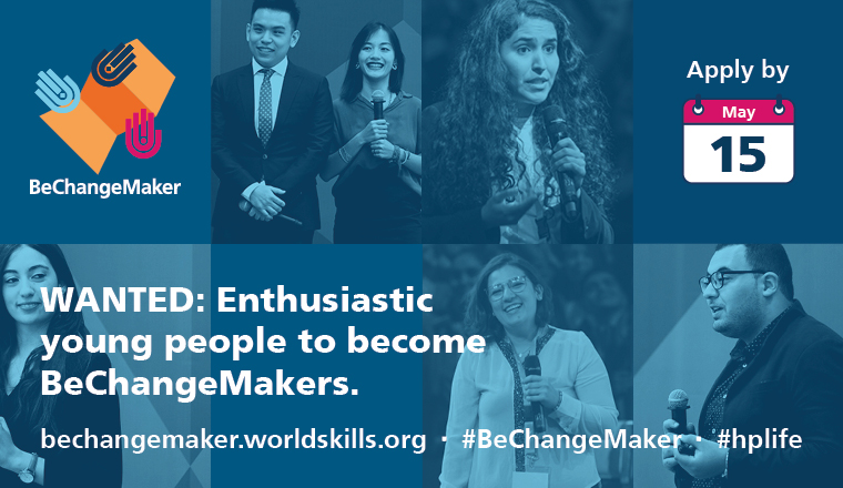 BeChangeMaker 2020 Social Entrepreneurship Acceleration Programme (Win €2,000 in funding and additional support)