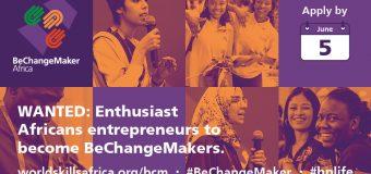 BeChangeMaker Africa 2020 Social Entrepreneurship Acceleration Programme (Win Cash Prizes and more)