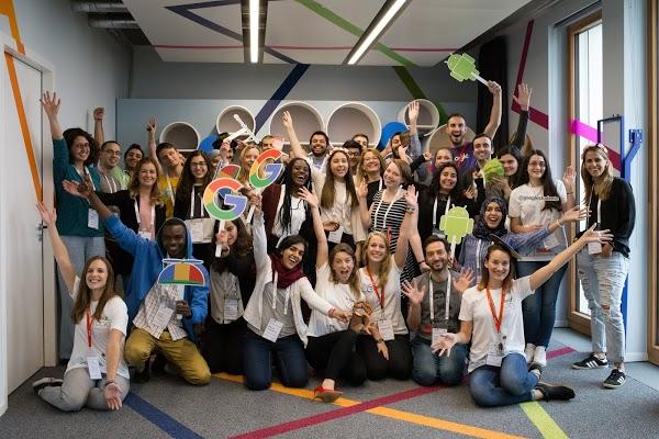 Google Inside Look Program 2021 for Students from EMEA