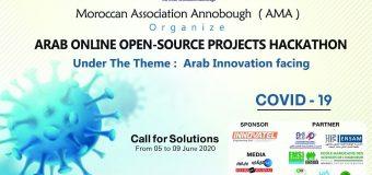 Moroccan Association Annobough (AMA) Arab Online Open-Source Projects Hackathon 2020