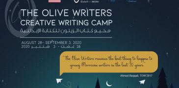 Olive Writers Summer Camp in Morocco 2020 (Fully Funded)