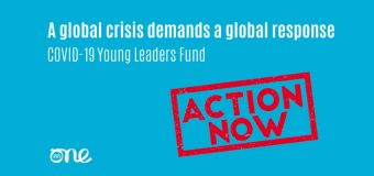 One Young World COVID-19 Young Leaders Fund 2020
