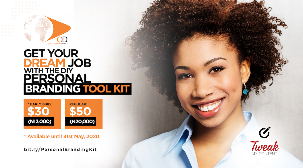 The Ultimate Personal Branding Toolkit – Get a Winning CV, Cover Letter and LinkedIn Profile