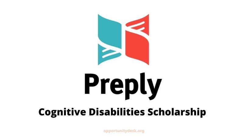 Preply Cognitive Disabilities Scholarship Program 2020