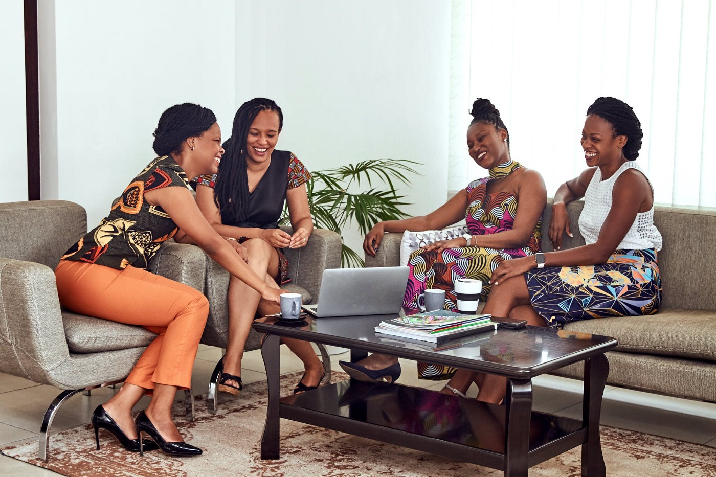 Shecluded 'One Woman One Laptop' Initiative 2020 for women-led businesses in Nigeria affected by COVID-19