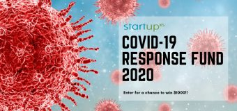 StartupXs COVID-19 Response Fund 2020 for Startups and Social Enterprises worldwide (Win $1,000)