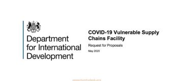 UK Government Grant Funding Scheme for Garment and Agricultural Businesses in Developing Countries