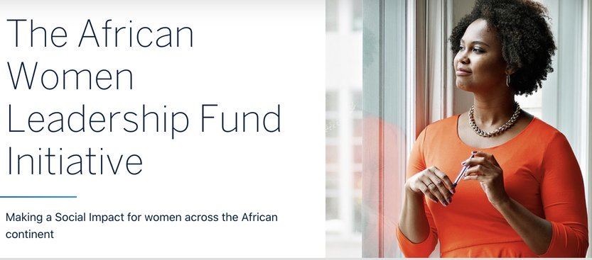 UNECA/Standard Bank Group African Women Leadership Fund Initiative 2020