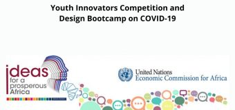 ECA Youth Innovators Competition and Design Bootcamp 2020 on COVID-19 for Africans