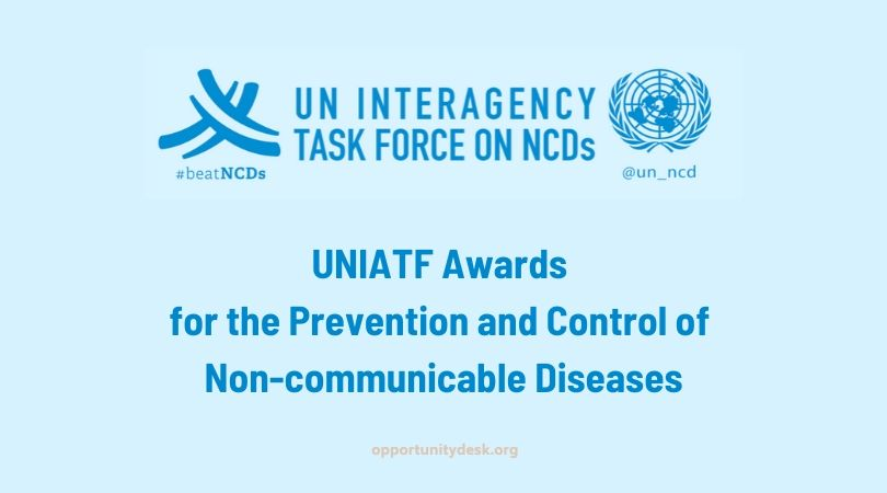 UNIATF Awards for the Prevention and Control of Non-communicable Diseases 2020