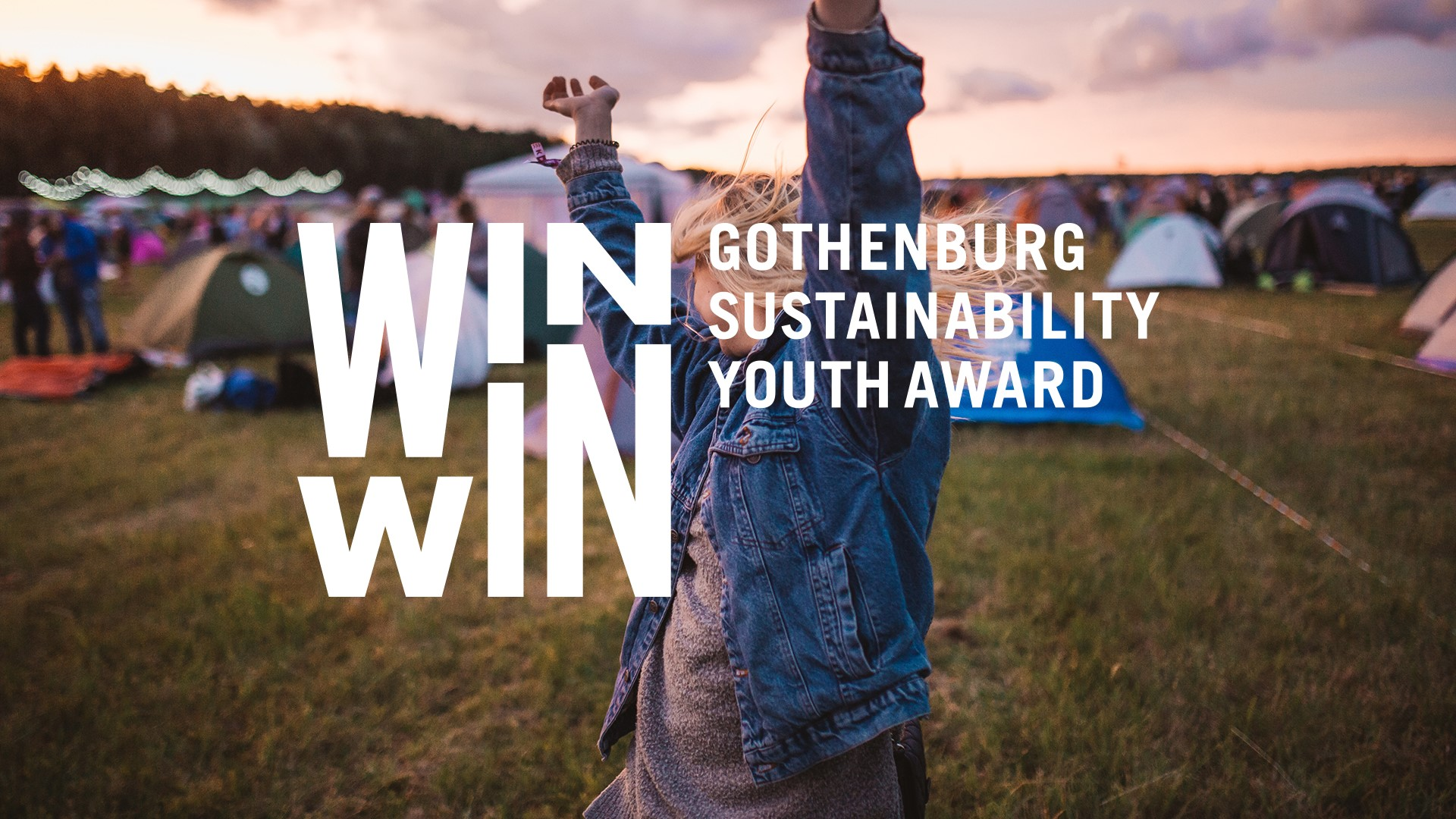 WIN WIN International Sustainability Youth Award 2020 (Fully-funded to Gothenburg, Sweden)