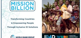 WorldBank Group Mission Billion Challenge WURI West Africa Prize 2020 (Up to $150k in prizes)