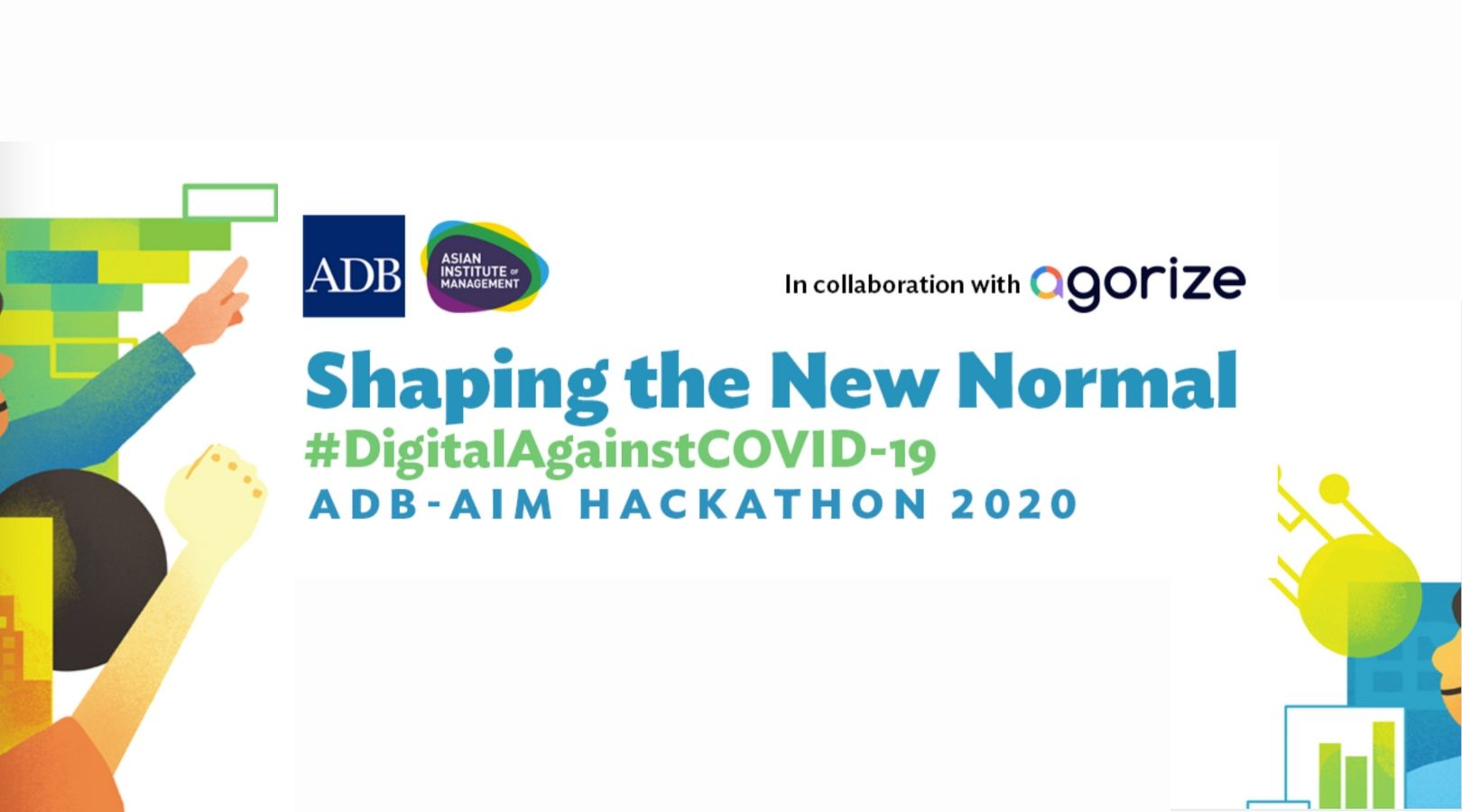 #DigitalAgainstCOVID-19 ADB-AIM Hackathon 2020 for Asians (Win up to $10,000)