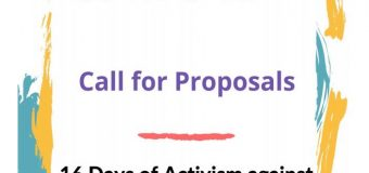 Call for Proposals: AWDF 16 Days of Activism against Gender-based Violence (Up to US$2,000)