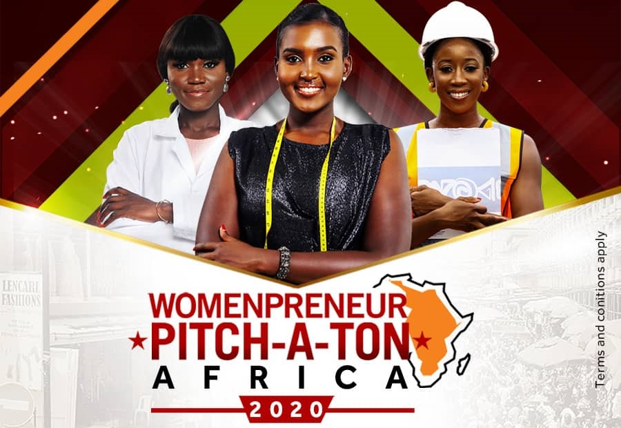 Access Bank W Initiative Womenpreneur Pitch-a-ton Africa 2020 (Win Mini MBA & a grant of N5 million)