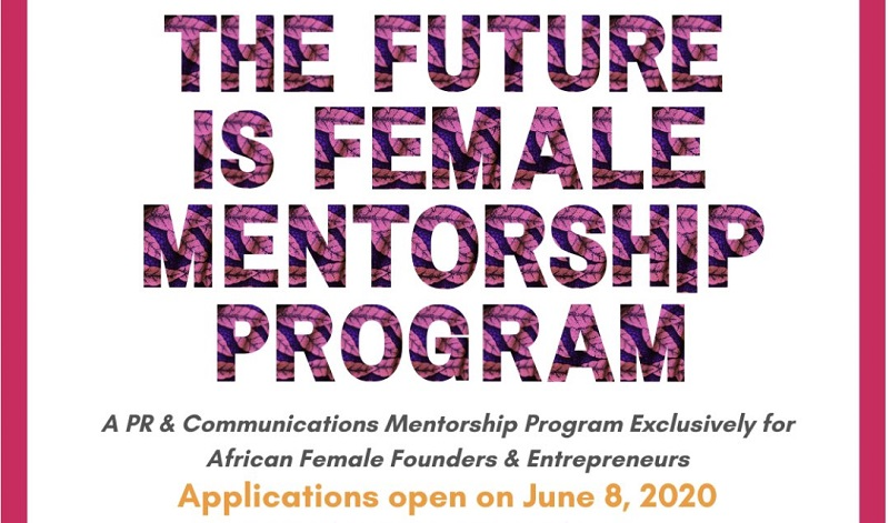 C. Moore Media Future is Female Mentorship Program 2020 for African Tech Female Founders
