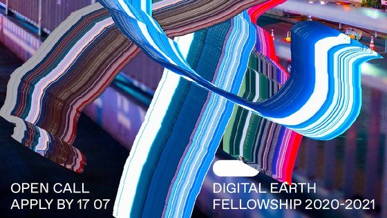 Apply for the Digital Earth Fellowship 2020/2021 for Artists (Stipend of €13,500)