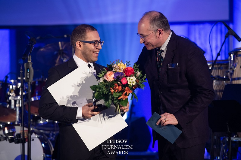 Fetisov Journalism Awards 2020 for Journalists worldwide (Total prize of 520,000 CHF)