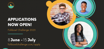 Fishbowl Challenge Entrepreneurial Competition 2020 (Up to $50,000 prize)