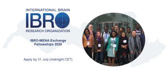 IBRO-MENA Exchange Fellowship Program 2020 (up to $2,000)