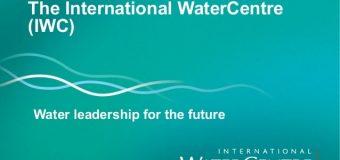 International WaterCentre (IWC) Water Leadership Program Scholarship 2020/2021