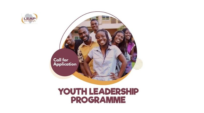 LEAP Africa Youth Leadership Programme (YLP) 2020 for Nigerian undergraduates
