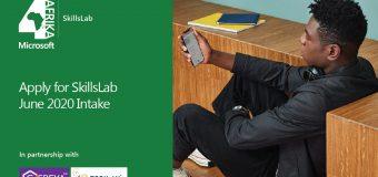 Microsoft 4Afrika SkillsLab Program 2020 for Students and Graduates in Ethiopia