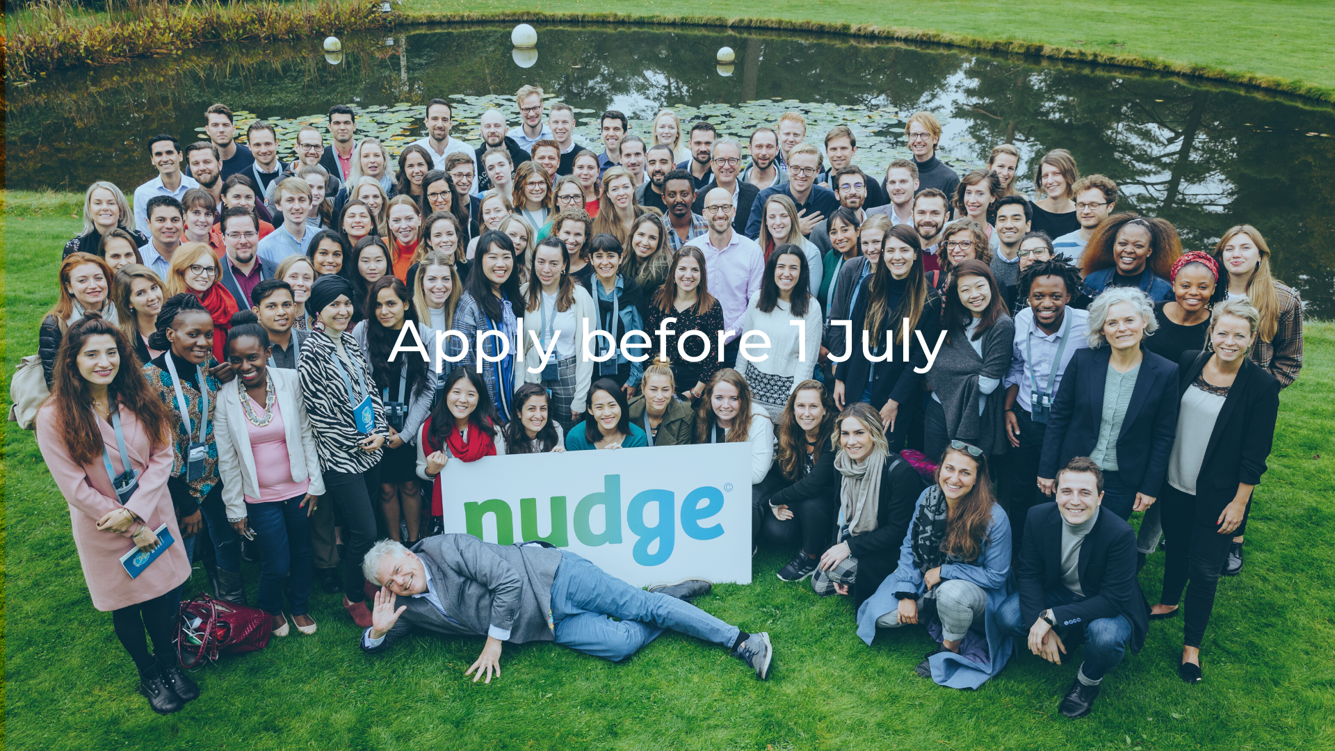 Nudge Global Impact Challenge 2020 for Young Professionals (Sponsorship Available)