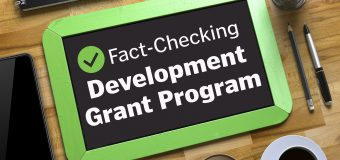 Poynter's International Fact-Checking Network Development Grant Program 2020 (up to $50,000)